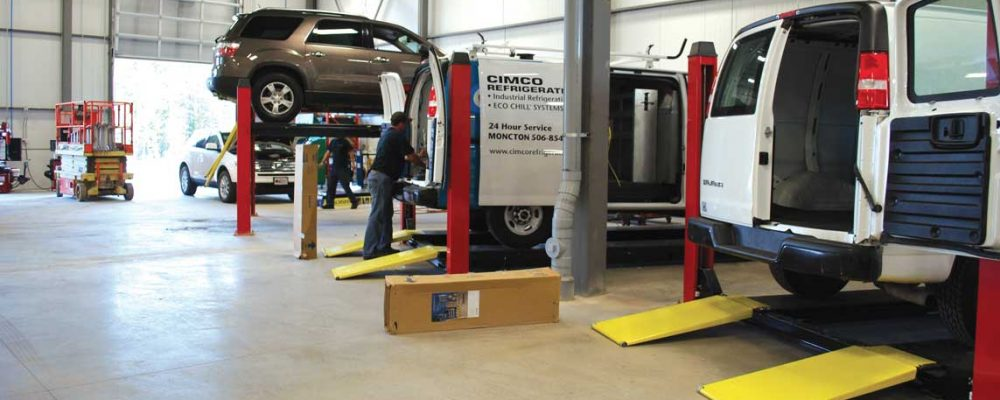 Action Car and Truck Accessories was first to set up shop in Moncton Industrial Park West